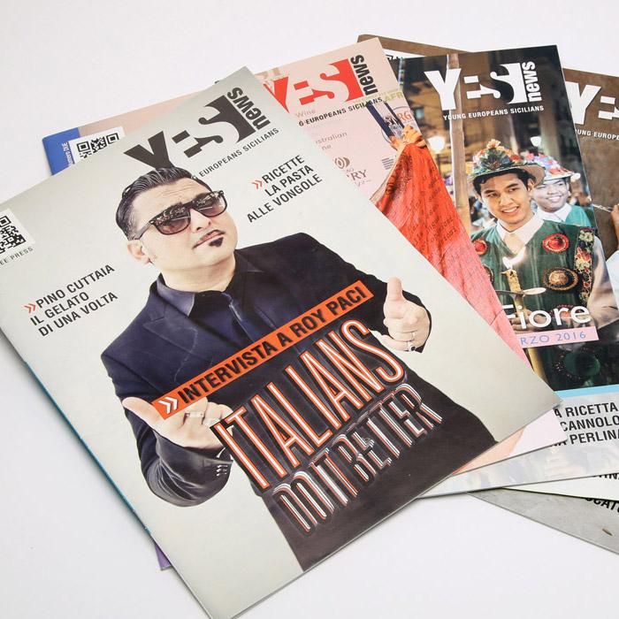 brochure-impaginazione-magazine-agrigento